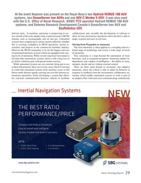 Marine Technology Magazine, page 29,  Oct 2017