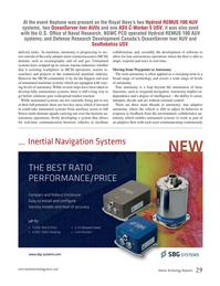 Marine Technology Magazine, page 29,  Oct 2017