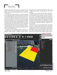 Marine Technology Magazine, page 30,  Oct 2017