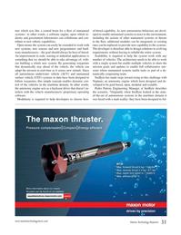 Marine Technology Magazine, page 31,  Oct 2017