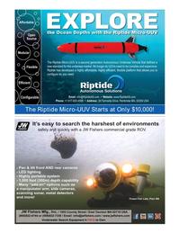 Marine Technology Magazine, page 33,  Oct 2017