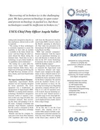 Marine Technology Magazine, page 43,  Oct 2017