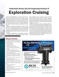 Marine Technology Magazine, page 49,  Oct 2017