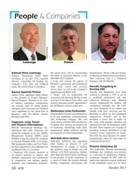 Marine Technology Magazine, page 50,  Oct 2017