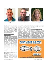 Marine Technology Magazine, page 51,  Oct 2017