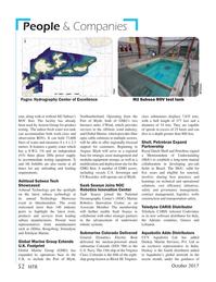 Marine Technology Magazine, page 52,  Oct 2017