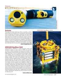 Marine Technology Magazine, page 57,  Oct 2017