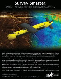 Marine Technology Magazine, page 4th Cover,  Oct 2017