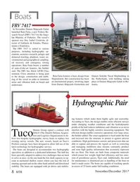 Marine Technology Magazine, page 8,  Nov 2017