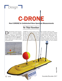 Marine Technology Magazine, page 12,  Nov 2017