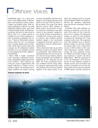 Marine Technology Magazine, page 22,  Nov 2017