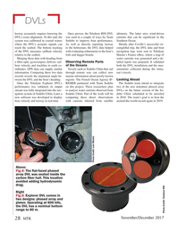 Marine Technology Magazine, page 28,  Nov 2017