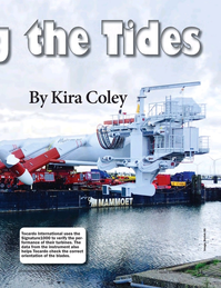 Marine Technology Magazine, page 31,  Nov 2017