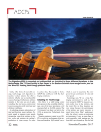 Marine Technology Magazine, page 32,  Nov 2017