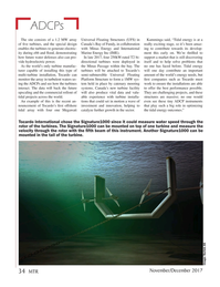Marine Technology Magazine, page 34,  Nov 2017
