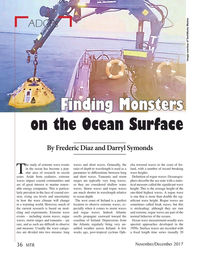 Marine Technology Magazine, page 36,  Nov 2017