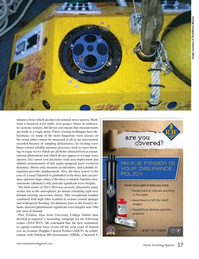 Marine Technology Magazine, page 37,  Nov 2017