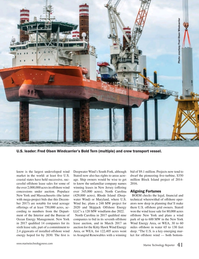 Marine Technology Magazine, page 41,  Nov 2017