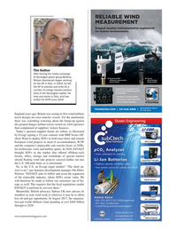 Marine Technology Magazine, page 43,  Nov 2017