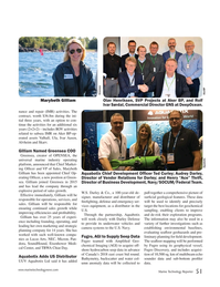 Marine Technology Magazine, page 51,  Nov 2017