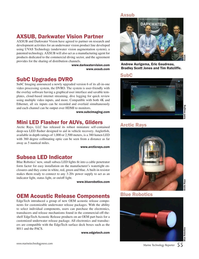Marine Technology Magazine, page 55,  Nov 2017