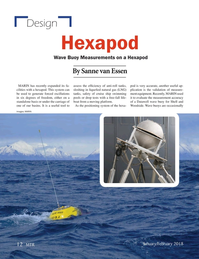 Marine Technology Magazine, page 12,  Jan 2018