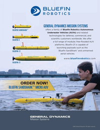 Marine Technology Magazine, page 1,  Jan 2018