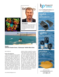 Marine Technology Magazine, page 29,  Jan 2018