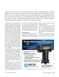 Marine Technology Magazine, page 33,  Jan 2018