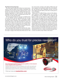Marine Technology Magazine, page 35,  Jan 2018