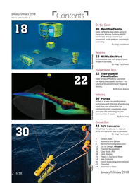 Marine Technology Magazine, page 2,  Jan 2018
