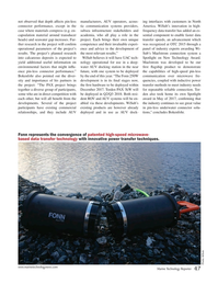 Marine Technology Magazine, page 47,  Jan 2018