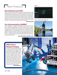Marine Technology Magazine, page 54,  Jan 2018