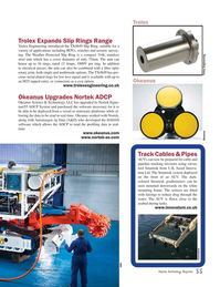 Marine Technology Magazine, page 55,  Jan 2018