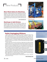 Marine Technology Magazine, page 56,  Jan 2018