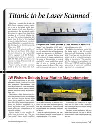 Marine Technology Magazine, page 59,  Jan 2018
