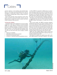 Marine Technology Magazine, page 14,  Mar 2018