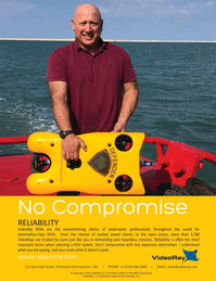 Marine Technology Magazine, page 2nd Cover,  Mar 2018
