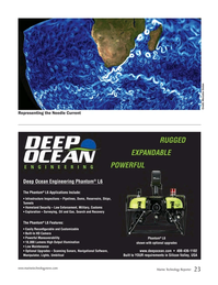 Marine Technology Magazine, page 23,  Mar 2018