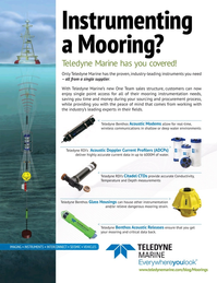 Marine Technology Magazine, page 1,  Mar 2018