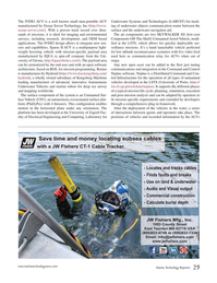 Marine Technology Magazine, page 29,  Mar 2018