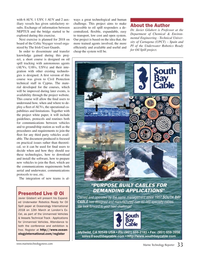 Marine Technology Magazine, page 33,  Mar 2018