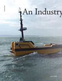 Marine Technology Magazine, page 34,  Mar 2018