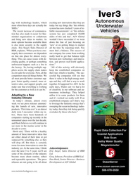 Marine Technology Magazine, page 43,  Mar 2018