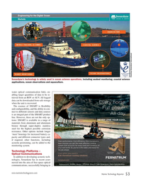Marine Technology Magazine, page 53,  Mar 2018