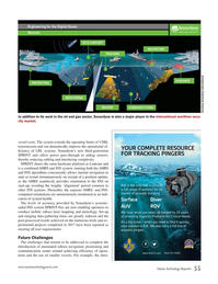 Marine Technology Magazine, page 55,  Mar 2018