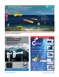 Marine Technology Magazine, page 57,  Mar 2018