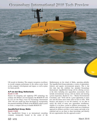 Marine Technology Magazine, page 60,  Mar 2018