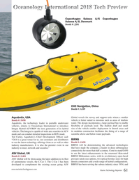 Marine Technology Magazine, page 61,  Mar 2018