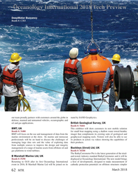 Marine Technology Magazine, page 62,  Mar 2018